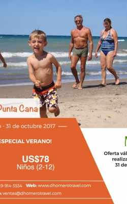 31 oct occidental p unta cana