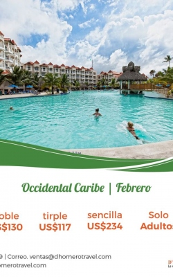 Occidental caribe 31 de enero